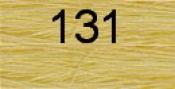 Нитки бытовые IDEAL 40/2 366м 100% п/э, цв.131 желтый
