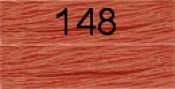 Нитки бытовые IDEAL 40/2 366м 100% п/э, цв.148 персиковый