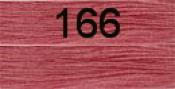 Нитки бытовые IDEAL 40/2 366м 100% п/э, цв.166 розовый