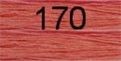 Нитки бытовые IDEAL 40/2 366м 100% п/э, цв.170 персиковый