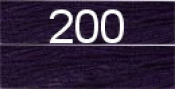 Нитки бытовые IDEAL 40/2 366м 100% п/э, цв.200 фиолетовый
