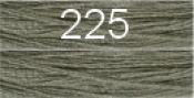 Нитки бытовые IDEAL 40/2 366м 100% п/э, цв.225 серый