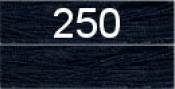 Нитки бытовые IDEAL 40/2 366м 100% п/э, цв.250 синий