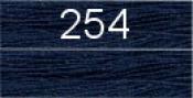 Нитки бытовые IDEAL 40/2 366м 100% п/э, цв.254 синий