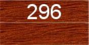 Нитки бытовые IDEAL 40/2 366м 100% п/э, цв.296 кирпичный