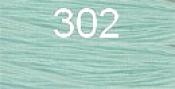 Нитки бытовые IDEAL 40/2 366м 100% п/э, цв.302 голубой