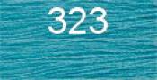 Нитки бытовые IDEAL 40/2 366м 100% п/э, цв.323 голубой