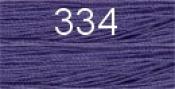 Нитки бытовые IDEAL 40/2 366м 100% п/э, цв.334 сиреневый