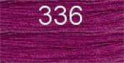 Нитки бытовые IDEAL 40/2 366м 100% п/э, цв.336 сиреневый