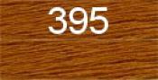 Нитки бытовые IDEAL 40/2 366м 100% п/э, цв.395 рыжий