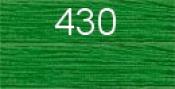 Нитки бытовые IDEAL 40/2 366м 100% п/э, цв.430 зеленый