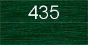 Нитки бытовые IDEAL 40/2 366м 100% п/э, цв.435 зеленый