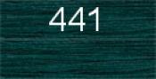 Нитки бытовые IDEAL 40/2 366м 100% п/э, цв.441 зеленый