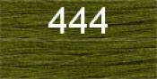 Нитки бытовые IDEAL 40/2 366м 100% п/э, цв.444 зеленый