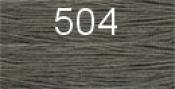 Нитки бытовые IDEAL 40/2 366м 100% п/э, цв.504 серый