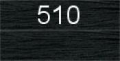 Нитки бытовые IDEAL 40/2 366м 100% п/э, цв.510 серый