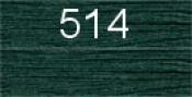 Нитки бытовые IDEAL 40/2 366м 100% п/э, цв.514 зеленый