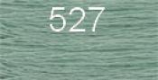Нитки бытовые IDEAL 40/2 366м 100% п/э, цв.527 зеленый