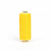 Нитки бытовые IDEAL 40/2 366м 100% п/э, цв.132 желтый