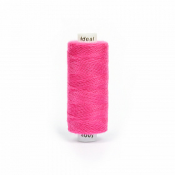 Нитки бытовые IDEAL 40/2 366м 100% п/э, цв.177 розовый