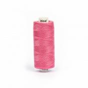 Нитки бытовые IDEAL 40/2 366м 100% п/э, цв.191 розовый
