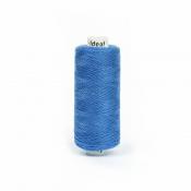 Нитки бытовые IDEAL 40/2 366м 100% п/э, цв.263 синий