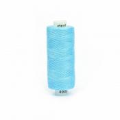 Нитки бытовые IDEAL 40/2 366м 100% п/э, цв.309 голубой