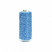 Нитки бытовые IDEAL 40/2 366м 100% п/э, цв.342 голубой