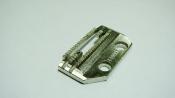 Зубчатая рейка/двигатель ткани